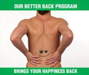 Lower back physiotherapy